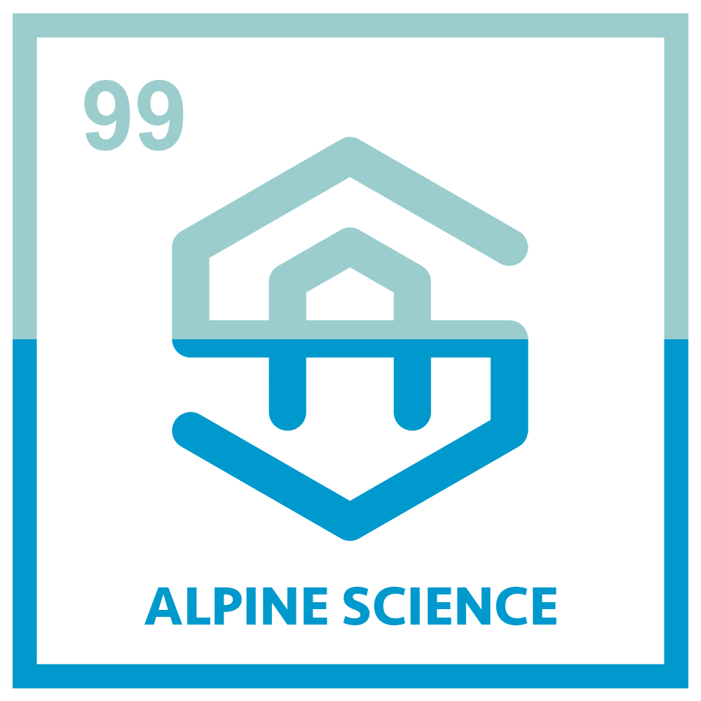 Alpine Science elemental logo large