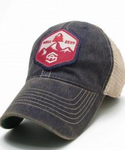 Alpine Science Trucker Hat