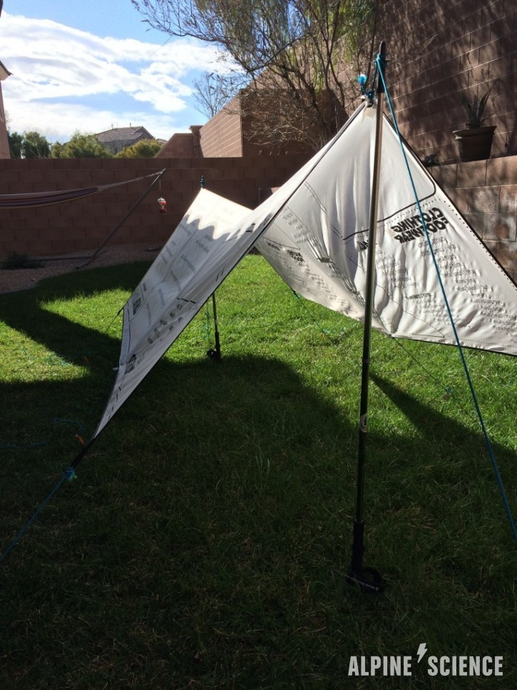 TripTarp Backpacking Tarp