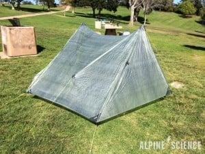 Zpacks Duplex Cuben Fiber Tent Modifications & Setup Tips